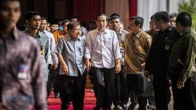 News video: Reform-minded Outsider Widodo Takes Over As Indonesia's President